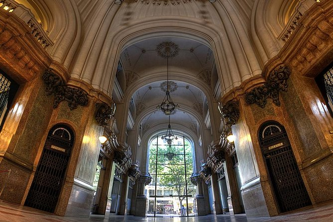 Palacio Barolo Tour with Borges Poetry Narration photo 1