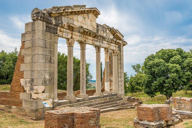 Ardencia and Apollonia Day Trip from Tirana