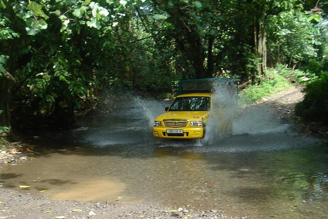 Aito 4WD Safari Tour
