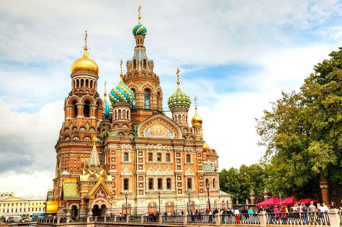 3-Hour Best of Saint Petersburg Guided Walking Tour