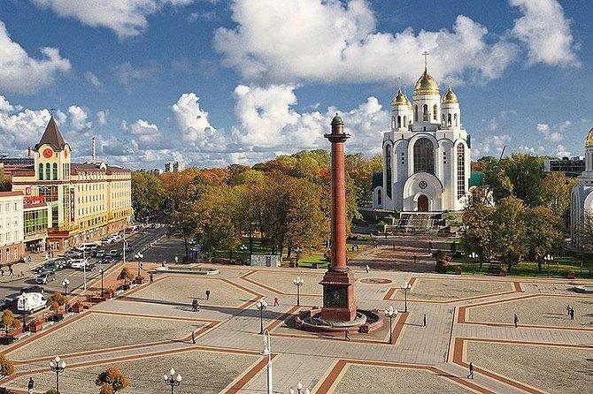 Best of Kaliningrad City Tour