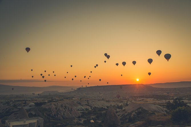 Small-Cappadocia Hot Air Balloon Tour