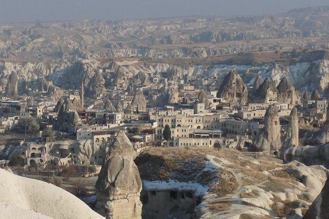 Excursión en vehículo todoterreno en los valles de Capadocia