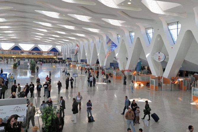 Transfer from Casablanca Mohammed V International Airport To Marrakech
