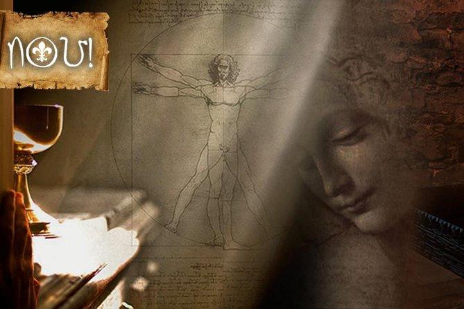 Bucharest 90 Minutes Epic Escape Room Da Vinci's Secret Adventure Mystery