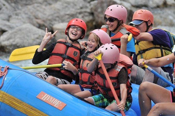 Bonus Browns Canyon National Monument Whitewater Rafting Trip