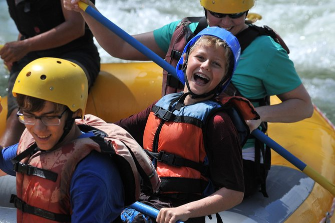 Half Day Scenic Family Float