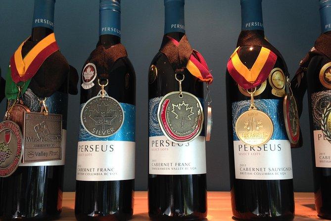 Penticton's favourite Naramata wine tour