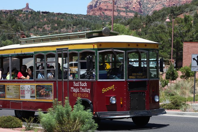 Boynton Canyon Trolley Tour desde Sedona