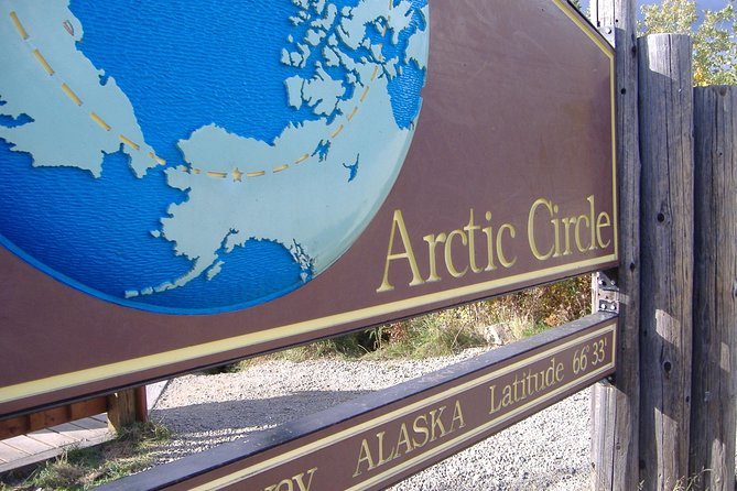 Arctic Circle Drive from Fairbanks photo 1