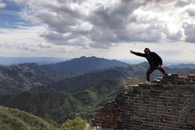4 Hours Hiking Jiankou Wall to Mutianyu Great Wall Private Tour photo 1