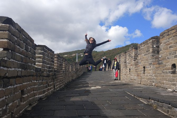 Mutianyu Great Wall Half Day Customized Tour including Toboggan Down