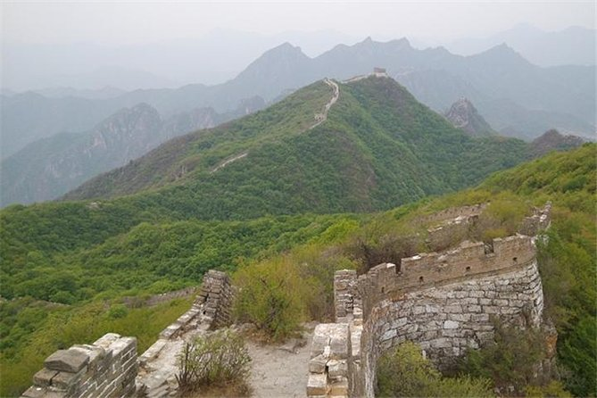 Top 2 Section Mutianyu and Simatai Wall with Gubei Water Town Private Day Tour