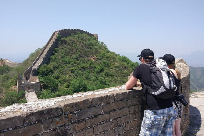 Jinshanling Great Wall to Simatai West Hiking Private self-guided Tour photo 1