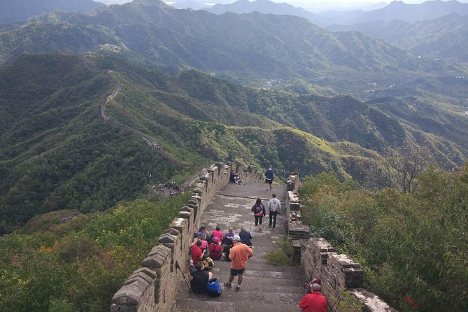 Mutianyu Great Wall 5-8 Hour Flexible Private Tour with English Speaking Driver photo 4