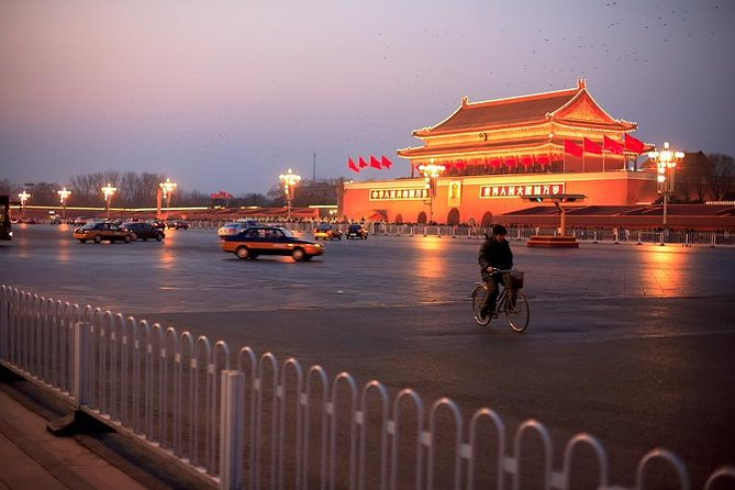 Flexible(4-12 Hours) Private Beijing Downtown Layover Tour