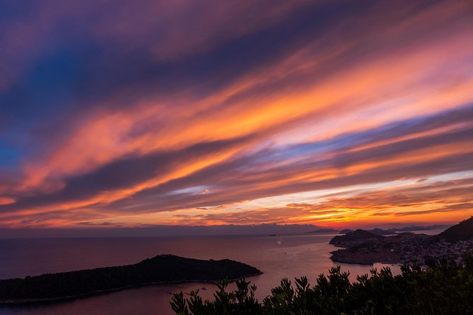 Private Dubrovnik Champagne Sunset Cruise photo 3