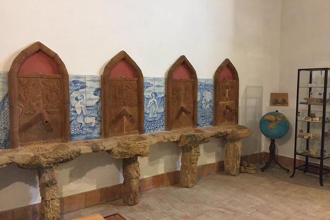 Basic Tour of the House Museum of Soap in Sciacca
