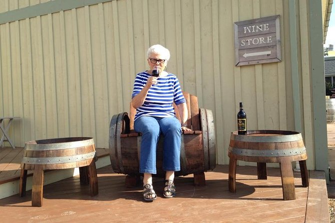 Sainte-Famille Vineyard and Winery Tour and Tasting