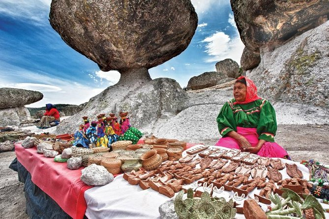 San Ignacio de Arareko and Tarahumara Private Tour from Creel