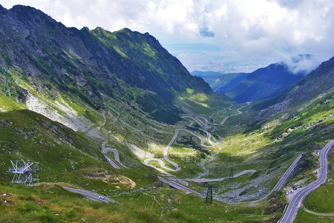2 Day Private Tour - The Best Road in the World: Transfagarasan from Bucharest