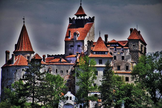 Famous Castles of Romania and Brasov Medieval Town - Day Trip from Bucharest photo 1