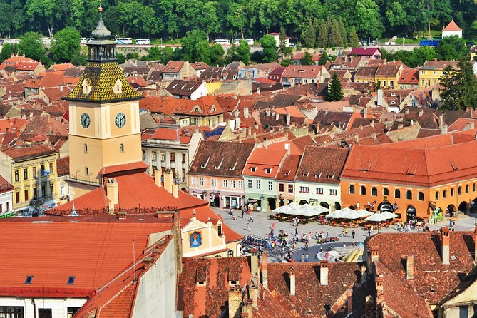 Famous Castles of Romania and Brasov Medieval Town - Day Trip from Bucharest photo 2