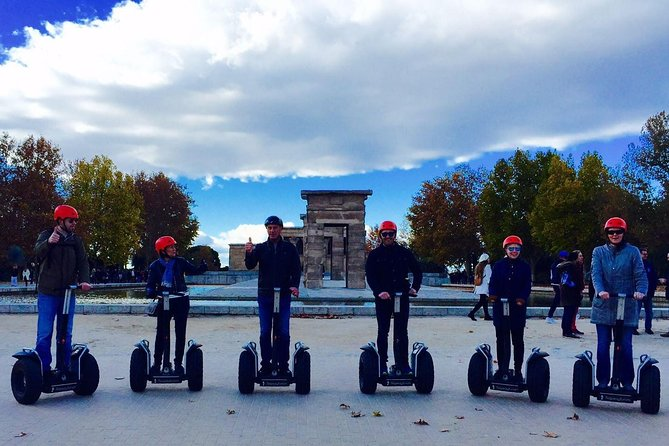 Private Guided Segway Tour with Flexible Duration in Madrid