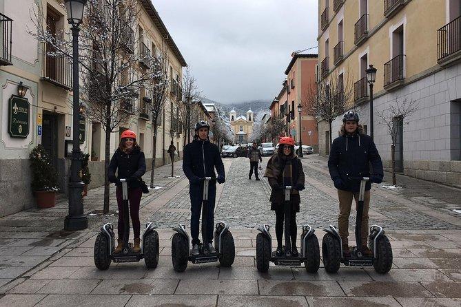 Segway Tour Real Sitio de San Ildefonso (Segovia) 2h