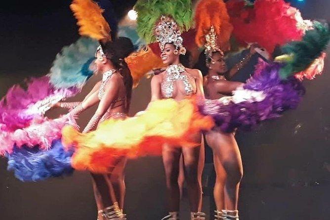 Ginga Tropical - Brazilian Samba and Folklore Show