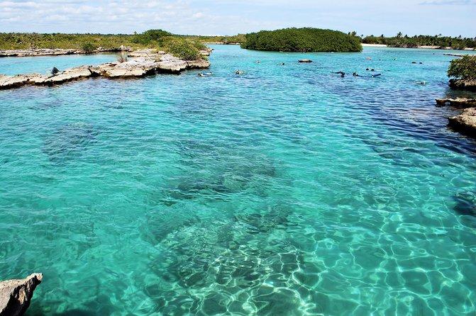 Snorkel at Yalku Caleta and Cenote Chikinha