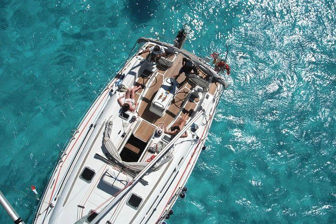 Cozumel Private Afternoon Sailing Adventures (topaze 2)