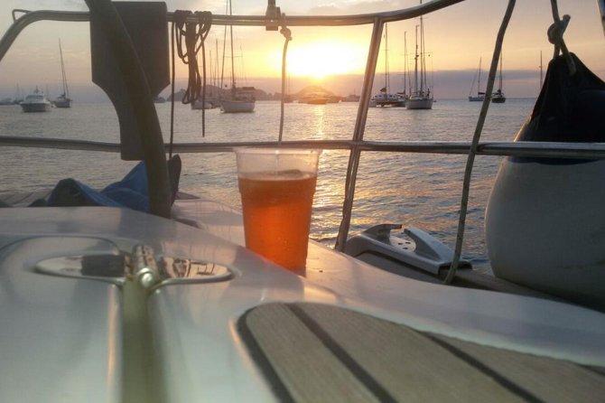 Cozumel Private Sunset Sailing Adventures (topazia 2)