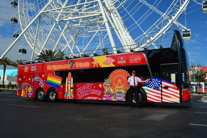 Theme Park Express to Walt Disney World and Universal Orlando Resort