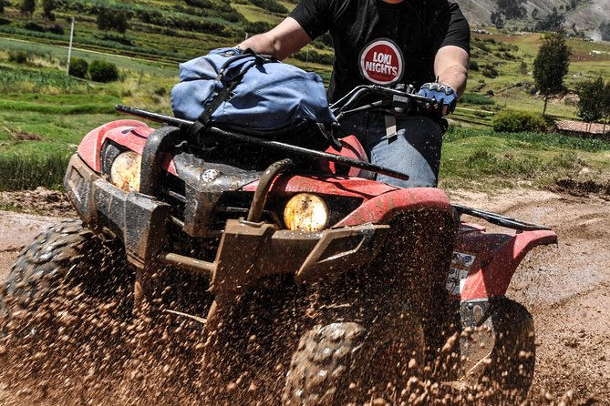 ATV Quad Bike Tour to Maras and Moray from Cusco