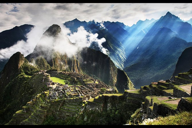 Cusco Machu Picchu og Sacred Valley 4-dagers tur