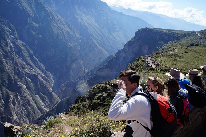 Full Day Arequipa Colca Cañon Tour