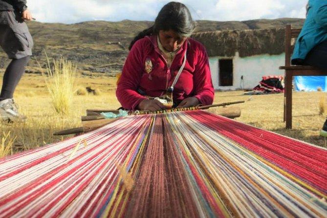 Full dagstur til Uros og Taquile fra Puno