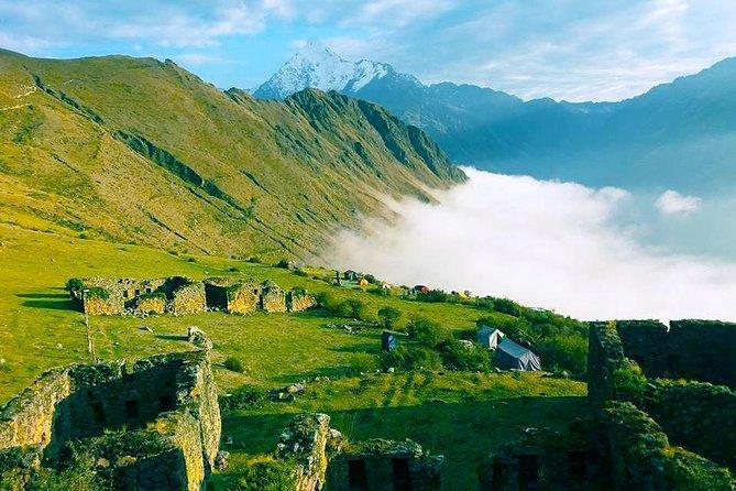 The formidable Lares trek 4 days to Machu Picchu