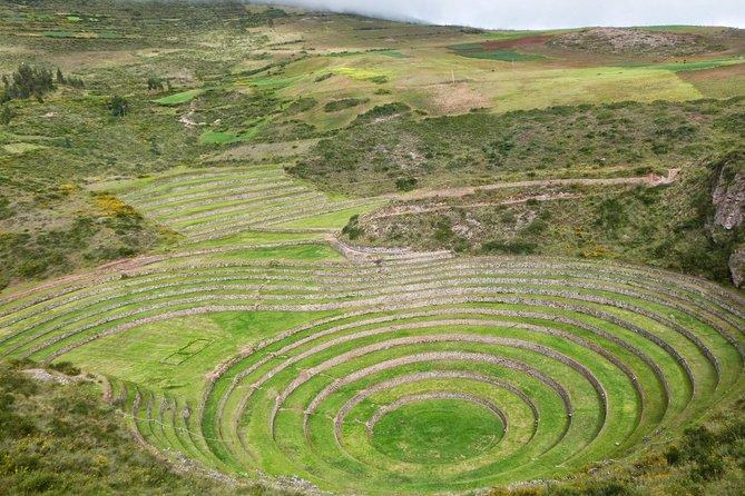 Maras and Moray Biking Tour from Cusco