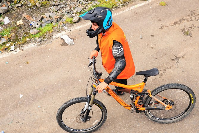 Maras og Moray sykkeltur fra Cusco