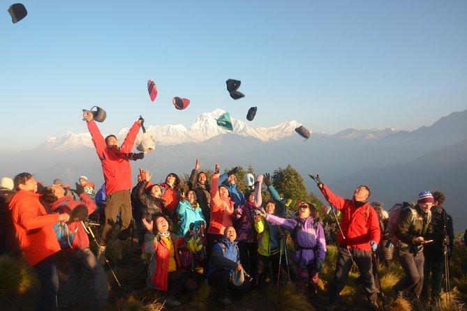 Forfait Trek Annapurna Poon Hill au Népal Himalaya