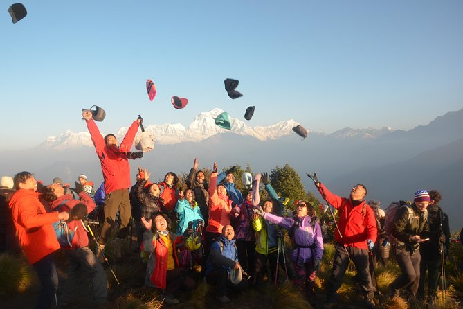 Annapurna Poon Hill Trek Package in Nepal Himalayas