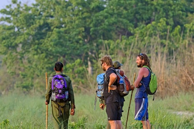 3-Day All Inclusive Chitwan Safari Tour from Kathmandu