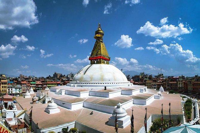 Boudhanath Stupa- Kathmandu