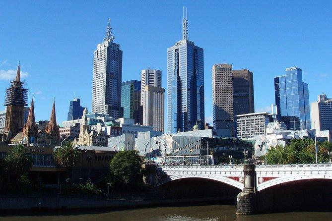 Excursão de dia inteiro ou de meio dia com guia particular saindo de Melbourne