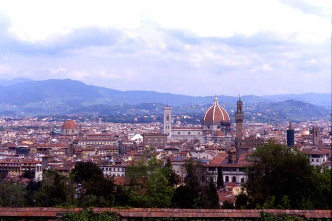 Private Tour: Treasures of Florence Half-Day Walking Tour photo 1