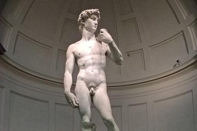 Michelangelo in August - The Accademia Gallery