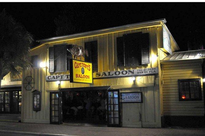 Key West Haunted Pub Crawl & Ghost Tour