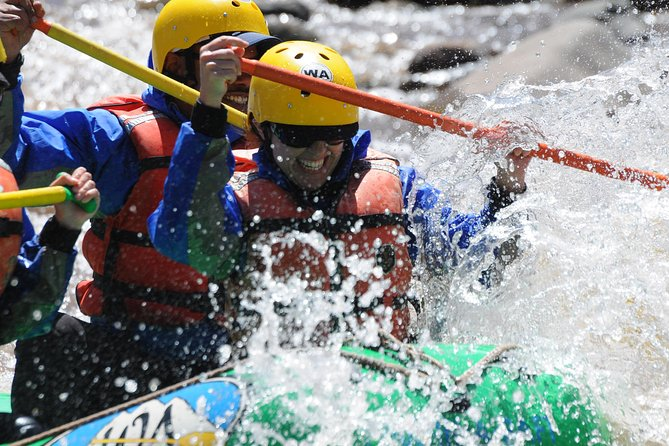 Half-Day Salt River Whitewater Rafting